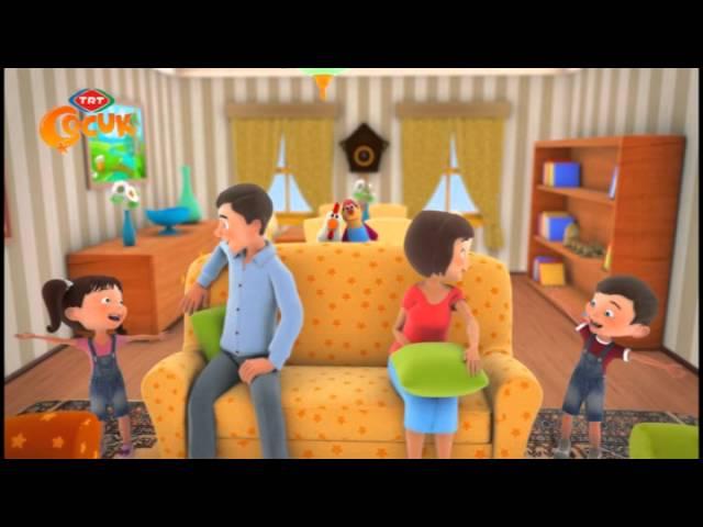 TRT Çocuk - Biz İkimiz 4. bölüm