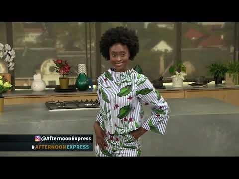 Fashion Show : Sandi Mazibuko of FABROSANZ