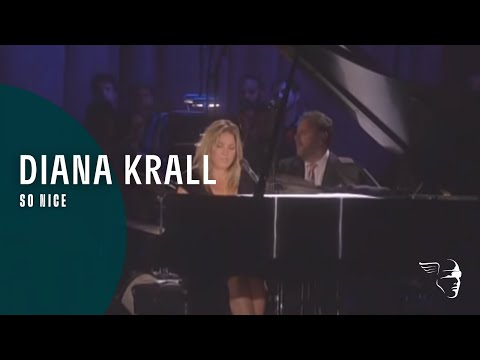 Diana Krall - So Nice (From