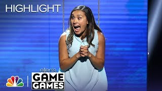 Ellen's Game of Games - Don't Leave Me Hanging: Episode 4 (Highlight)