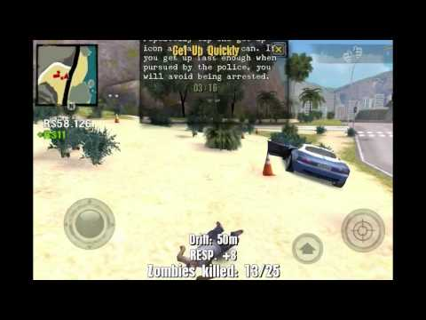 Gangstar Rio: Zombies Mission