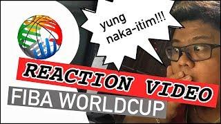 REACTION VIDEO Philippines vs Australia FIBA Worldcup TRENDING !