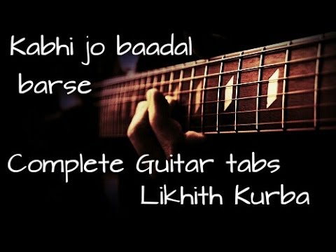 Likhith kurba guitar tabs