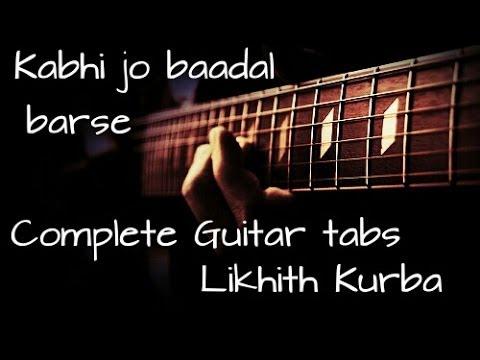 Likhith kurba guitar tabs