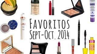 Favoritos Septiembre-Octubre 2014