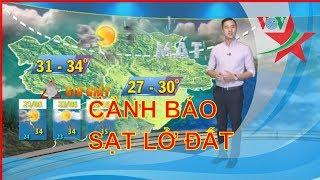 Dự báo thời tiết 3 ngày từ 21/5   Văn hóa du lich