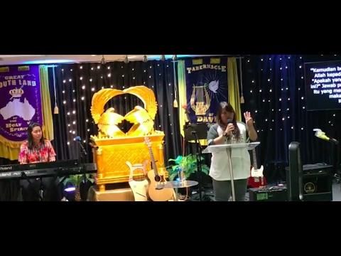 Ev. Hadassah Gloria Purnama - Waspadai Dengan 3 Dosa 3/2/17