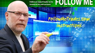 FollowMeTrades com Instructions