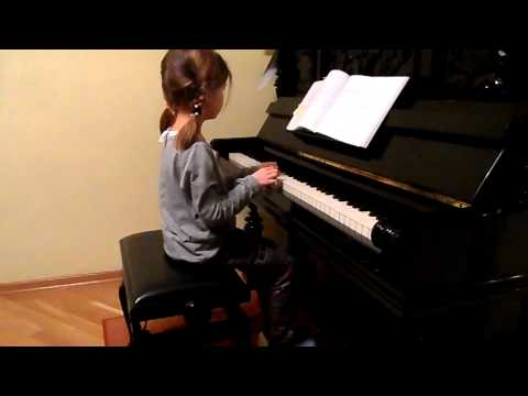 Lekcje Pianina - Uczniowie Agnieszki Sankowskiej Gra Urszula Popowska