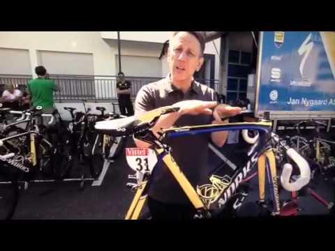 ITV explain Alberto Contador crash