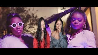 Dreezy Chanel Slides Ft Kash Doll Reaction Nataya Nikita