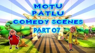 Motu Patlu Comedy Scenes - Compilation Part 7 - 30 Minutes of Fun! As seen on Nickelodeon