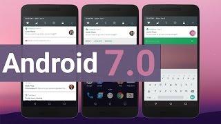 Android N 7.0 | Review de NOVEDADES en Español