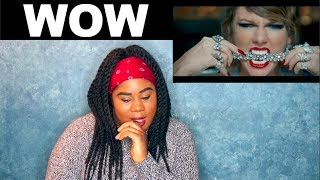 Download Lagu Taylor Swift - Look What You Made Me Do Music Video |REACTION| Gratis STAFABAND