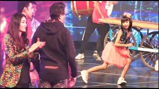 Aishwarya & Abhishek Celebrate  Daughter Aaradhya's Dance Performance !