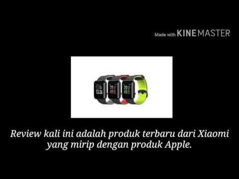 Review singkat Xiaomi Weloop Hey S3 Smartwatch.