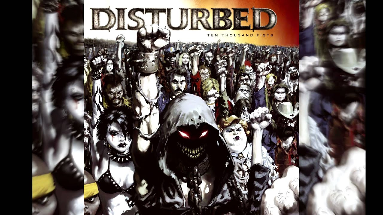 Disturbed ten thousand fists 5 фотография