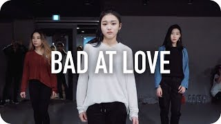 Download Lagu Bad At Love - Halsey / Yoojung Lee Choreography Gratis STAFABAND