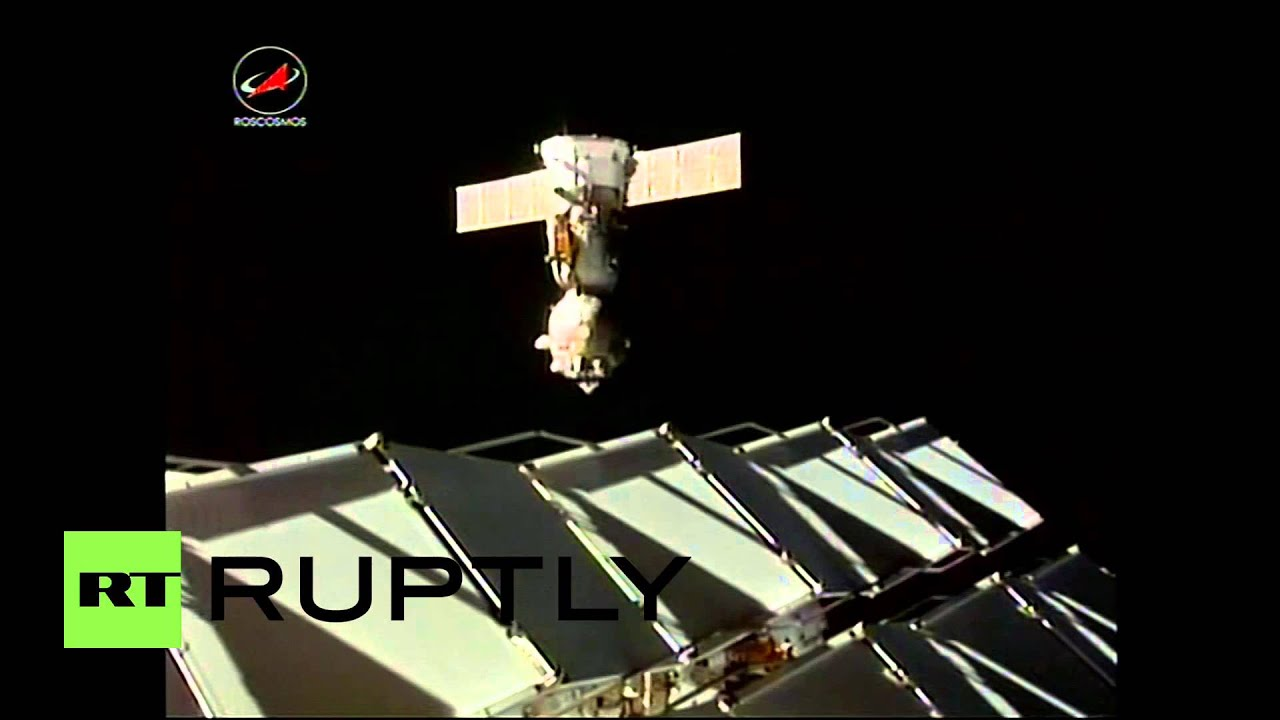 ISS: Soyuz TMA-16M successfully relocates to make room for Soyuz TMA-18M