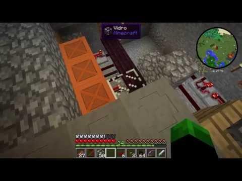 Minecraft com Mods 1.6.4 EP36 Automatizando a Pressure Chamber