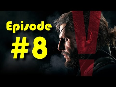The Daily JAM - Metal Gear Solid 5: The Phantom Pain - Ep. #8: (title goes here)