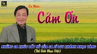 Cám Ơn - Duy Khánh
