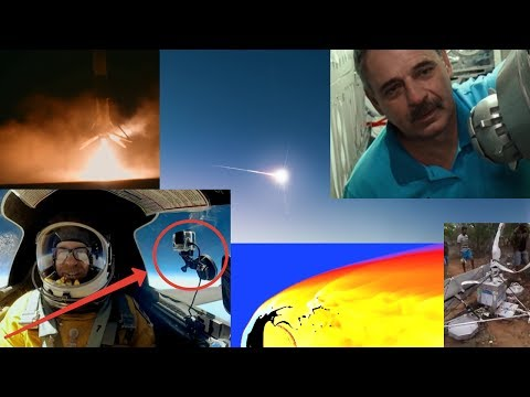 Актеры-космонавты, Илон Маск, Ёлки-5 на МКС, разрушители легенд, падающие спутники
