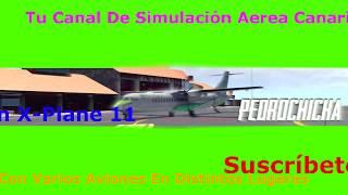 [X Plane 11 ] Comunicaciones IVAO Para Principiantes (Como Yo) LEPA LEVC
