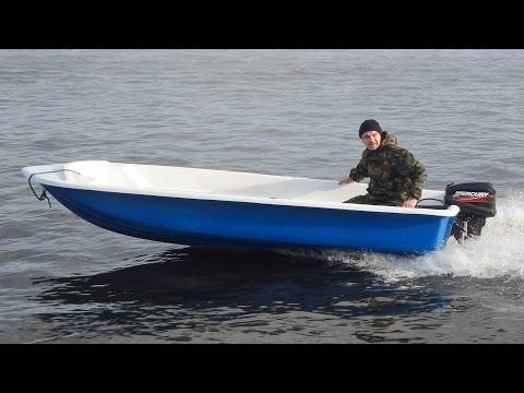 какие обводы лодки лучше для 12 плм