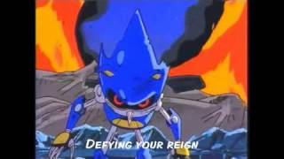 Sonic Heroes (Song) Music Video [With Lyrics]