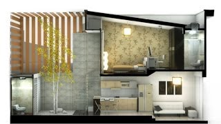 Play plano 7x15 mts pb vda for Casa moderna minimalista 6 00 m x 12 50 m 220 m2
