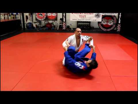 Jiu Jitsu Techniques - Triangle / Armbar from Butterfly Guard Image 1