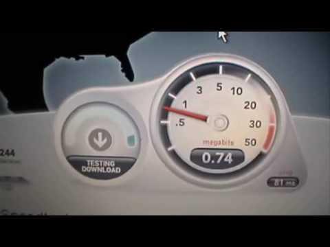 Verizon DSL Vs. Verizon Fios Speed Test