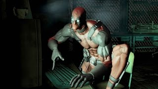 Top 10 Deadpool Funny Moments From Deadpool The Game [#2]