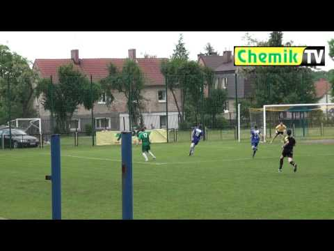 Stal Szczecin - KP Chemik Police Szczeciński Finał Pucharu Polski 0:5(0:1) HD