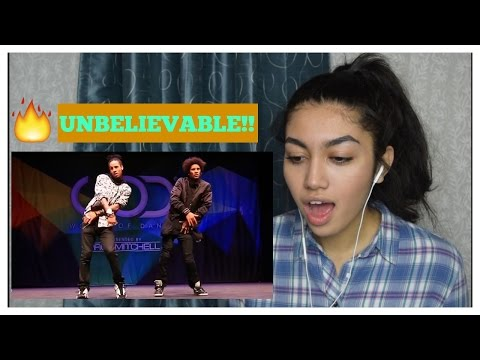 Les Twins | FRONTROW | World of Dance 2014 | REACTION
