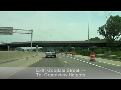 This video follows OH-315 North from it's beginning at I-71 to I-270.