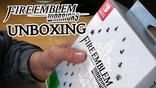lookslikeLinks Fire Emblem Warriors Limited Edition Unboxing Session!