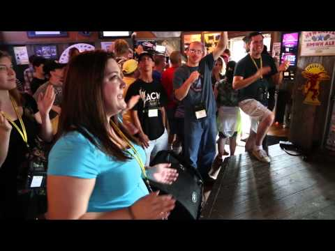 Karaoke with Brett Eldredge and Wynonna - ACM Lifting Lives Music Camp 2014