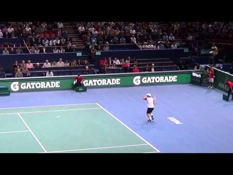 Master 1000 Paris Bercy 2014 - Semi Final - Novak Djokovic vs Kei Nishikori
