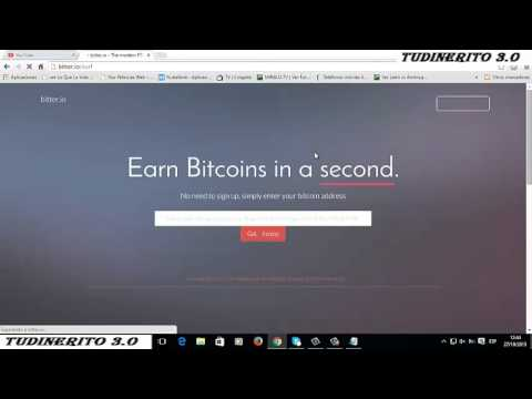 Bitter.io La Mejor Pagina Para Ganar Bitcoin 2015