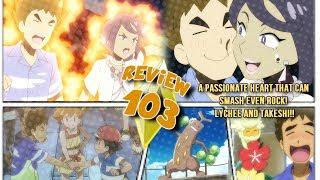 ?SM JUST LOVES BROCK! (also BROCK x OLIVIA! I SHIP IT!) // Pokemon Sun & Moon Episode 103 Review?