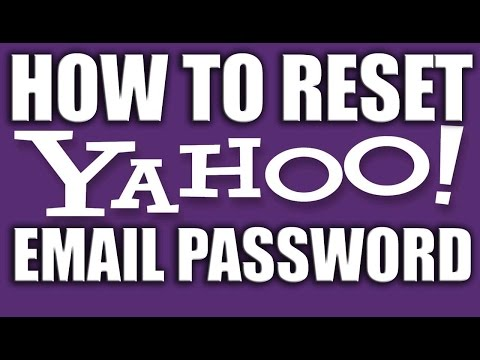 How to Reset Yahoo Email Password 2016 - Easiest Way To Reset Yahoo Password