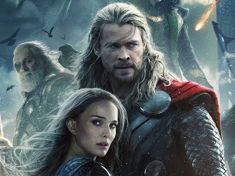 AMC Spoilers! THOR: THE DARK WORLD Review