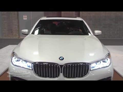 2016 BMW 750i xDrive Show & Tell