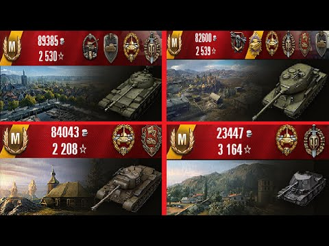 World of Tanks - Object 430 Version II, ST-I, M46 Patton & Marder 38T | Subscriber Replays #31
