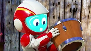 Download Lagu Space Ranger Roger - Superhero Adventures! | Kids Cartoon Gratis Mp3 Pedia