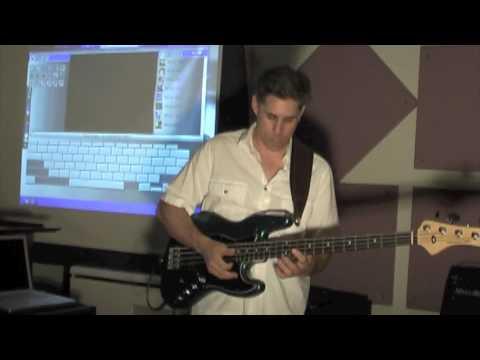 """MIDI Bass - """"Walk in the Waves"""" - Bobby Sirkin"""