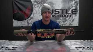 Milsig 2013 MKIII Paradigm Pro Mag-Fed First Strike Paintball Gun Review & Shooting