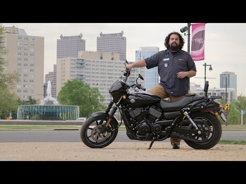 Harley Davidson Street 750 Review at RevZilla.com